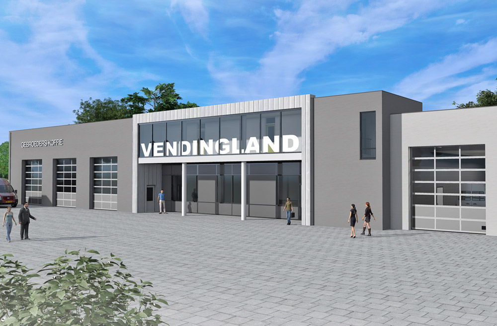Vendingland Neede